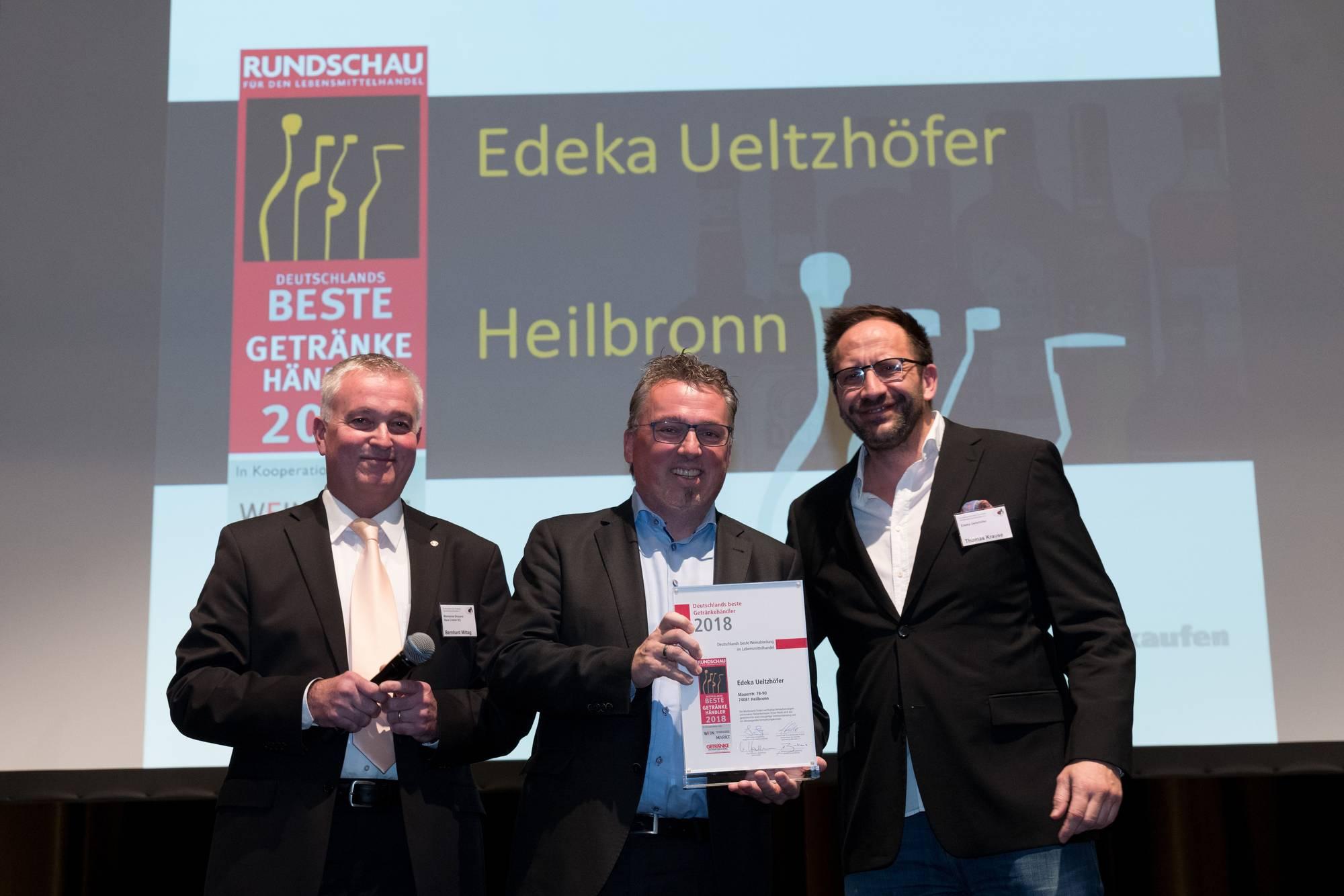 Aktuelle Gewinner - Deutschlands beste Getränkehändler: rundschau.de