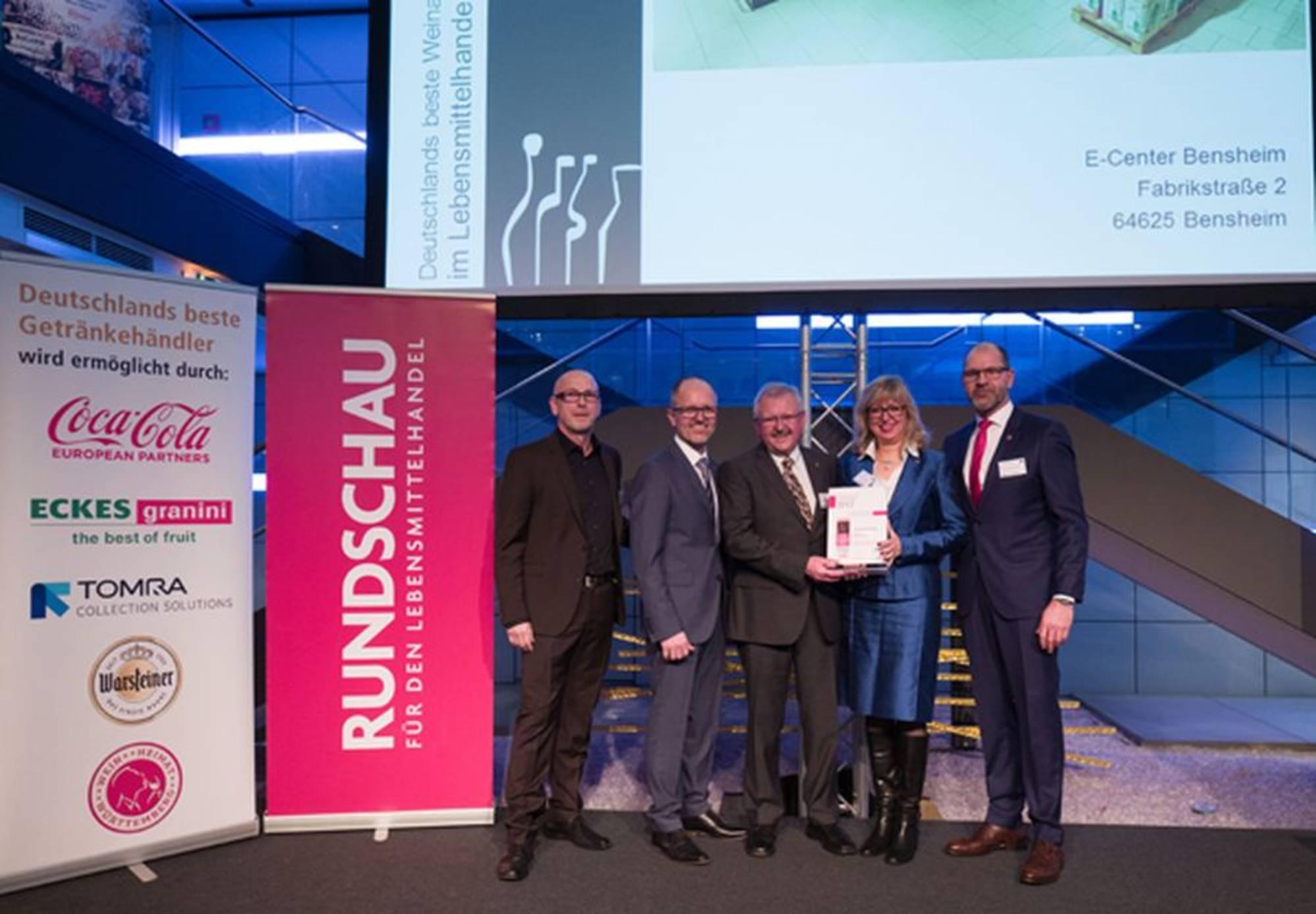 Deutschlands beste Getränkehändler - Gewinner 2017: rundschau.de